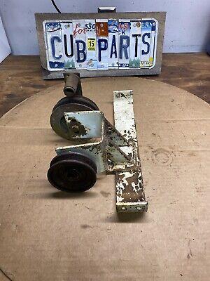 International Cub 154 184 185 Mower Deck Idler Pulleys