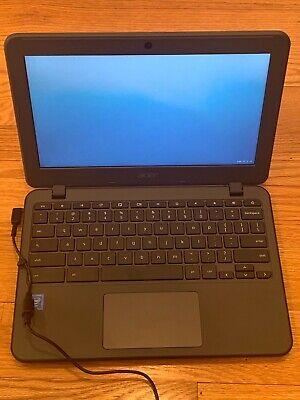 """Acer Chromebook 11 N7 C731 C731-C118 11.6"""" Celeron N3060,4GB RAM 32GB Excellent"""