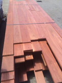Re-machine Old Growth jarrah timber re-milled