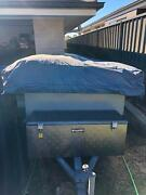 EZyTrail Camper Tent on 7X4 Trailer Maitland Maitland Area Preview