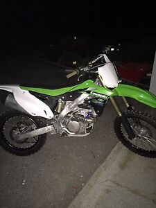 Kawasaki 2014 Kx 250f mint condition!  Peterborough Peterborough Area image 6
