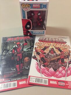 DEADPOOL PACKAGE