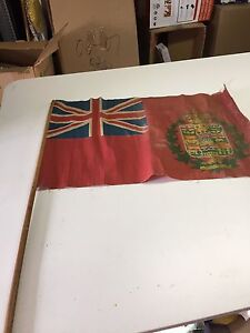 Old Canada flag