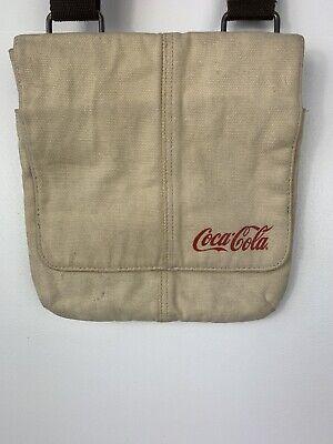 Vintage Coca Cola Crossbody Bag