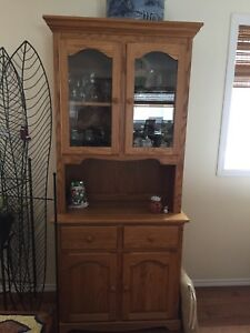 Display cabinet  Estate Sale