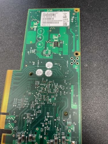Mellanox ConnectX Dual Port 40Gb QSFP MHQH29-XTC