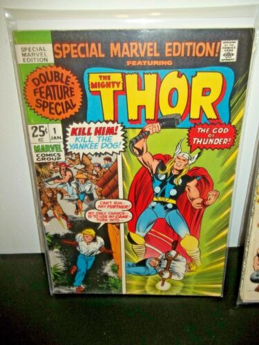 Special Marvel Edition #1- 3  1 2 3  featuring Thor