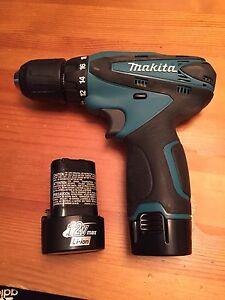 Makita 12V Cordless Drill