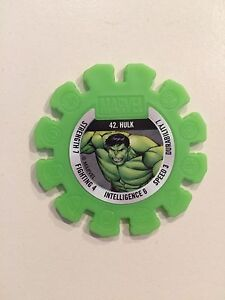 Marvel Super Disc No. 42 Hulk Mawson Lakes Salisbury Area Preview