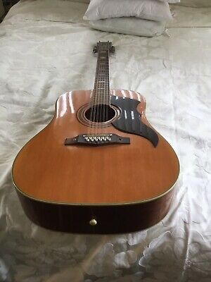 eko vintage 12string acoustic guitars