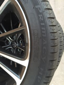 Michelin Primacy HP tyres 215/45/17 Sunnybank Brisbane South West Preview