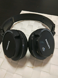 PHILIPS bluetooth stereo headphones