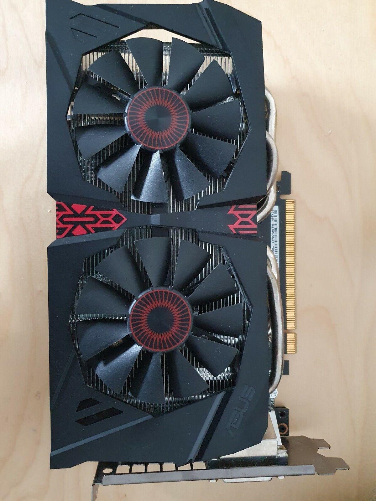 ASUS NVIDIA GeForce GTX 960 STRIX (2048 MB) Grafikkarte
