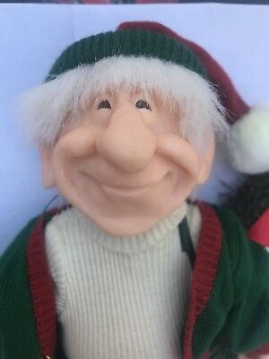 Rare Zim's The Elves Themselves The 25th Elf Doll E99-0025