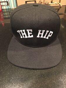 Flat Brim Tragically Hip Hat