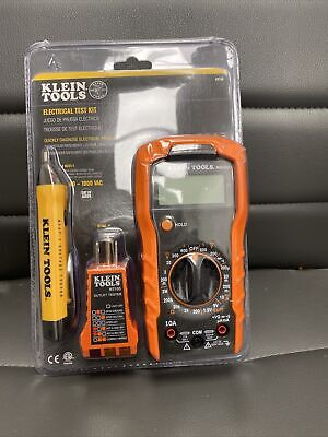 Klein Tools 69149 Electrical Test Kit New