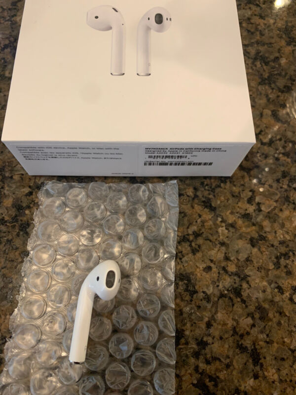 Genuine Apple AirPods - Right AirPod Only - Replacement - 2nd Generation - A2032