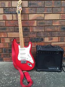 samick electric guitar musical instruments gumtree australia free local classifieds. Black Bedroom Furniture Sets. Home Design Ideas