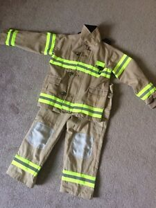 Kids Firefighter Costume - like new