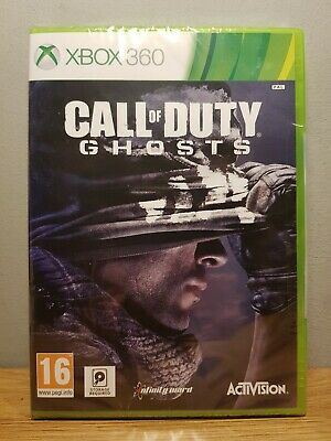 Call of Duty Ghosts (Microsoft Xbox 360) Brand New & Sealed Pal...