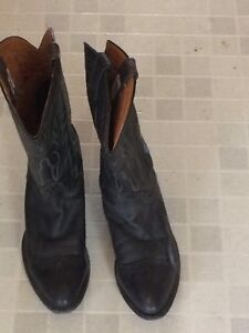 Nocona Men's Calf Leather Cowboy Boots (size 10) $150