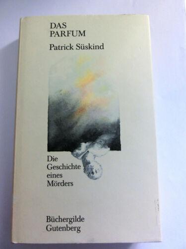 Das Parfum von Patrick Süskind (gebundene Ausgabe)