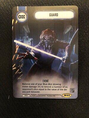 Guard - Star Wars Destiny - OP Promo