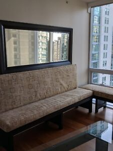Custom Made Banquette Seating & Cushions