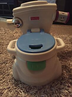 Fisher Price Singing Potty Banyo Brisbane North East Preview