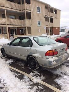 Honda Civic as is where is 800$