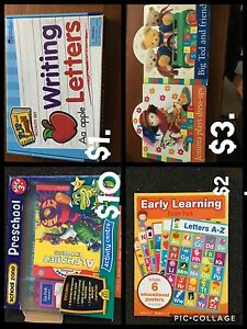 Assorted teaching items Springwood Logan Area Preview