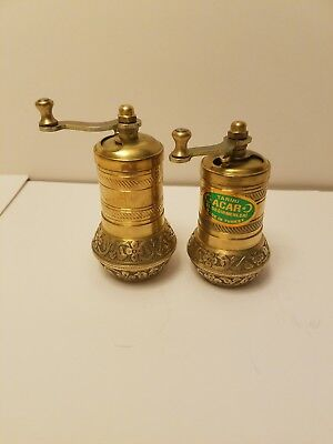 Turkish Spice Coffee grinder Tarihi Acar el Degimenenleri Turkey Crop Unknwn