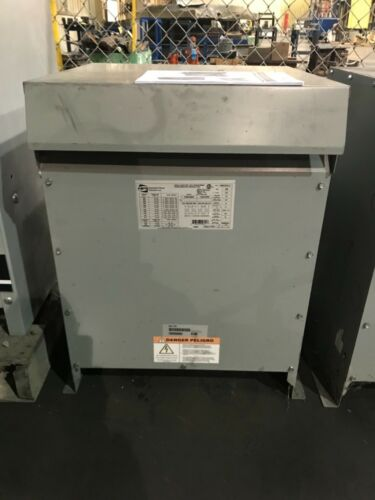 Hammond Power Solutions 25 Kva Single Phase Transformer - Cat Nmf025le