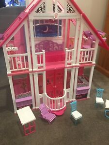 Barbie House In North Perth 6006 Wa Toys Indoor Gumtree
