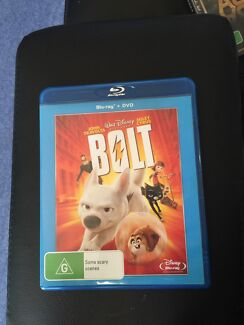 Kids Disney Blu Ray DVD Muswellbrook Muswellbrook Area Preview