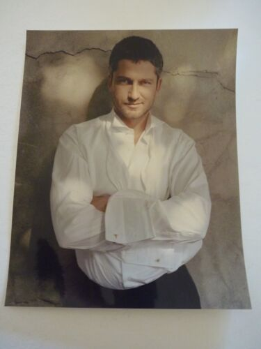 Gerard Butler Sexy Actor 8x10 Color Promo Photo