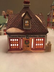 Dickens Village Department 56 Coffee House - Newmarket