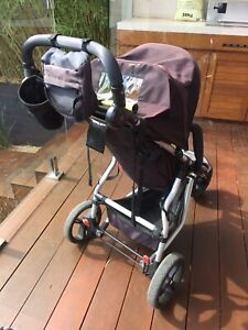 PRICE DROP - Mountain Buggy Swift - Good Pre-Loved Condition