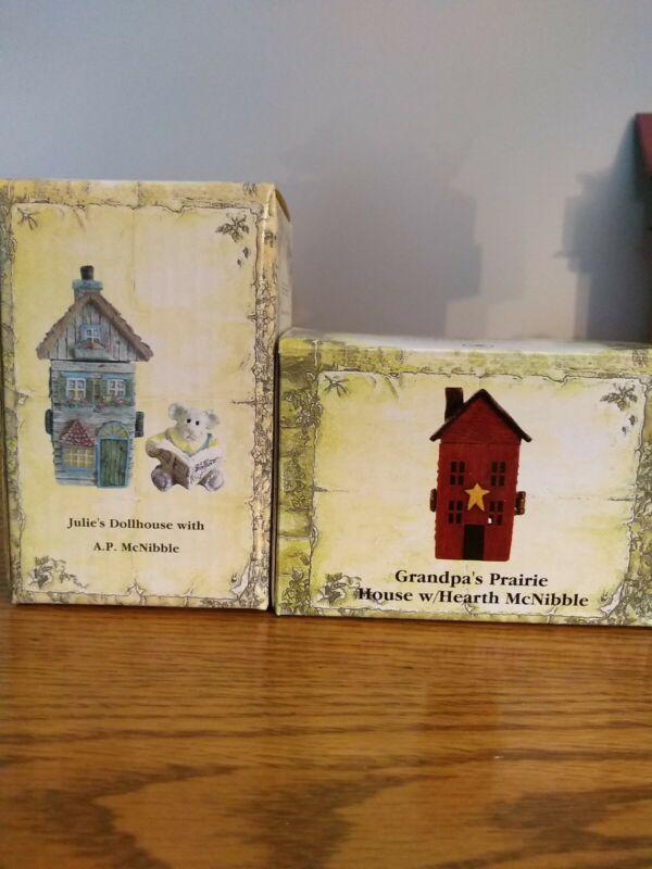 2 Boyds Treasure Box