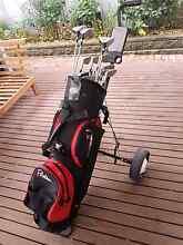 Golf Club Set & Buggy Coburg Moreland Area Preview