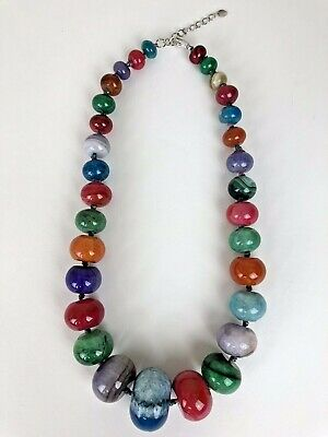 Iris and lily London sterling gumball necklace. Gift Idea! ()