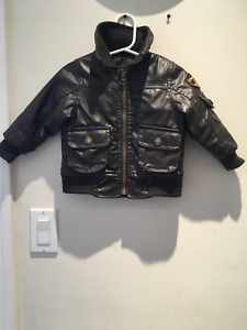 Motorcycle Jacket - 12 months