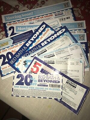 26 Total Bed Bath Beyond Offers 20% Off+$5 Off $15+$10 Off $30+$15 Off $50 Deals 50 Off Gift Certificates