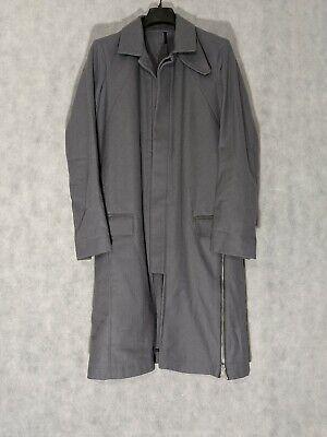 Siki Im FW 2014 Structured Wool Overcoat Slim Jacket