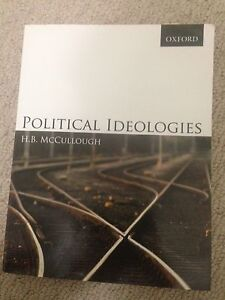 Political Ideologies by H.B McCullough