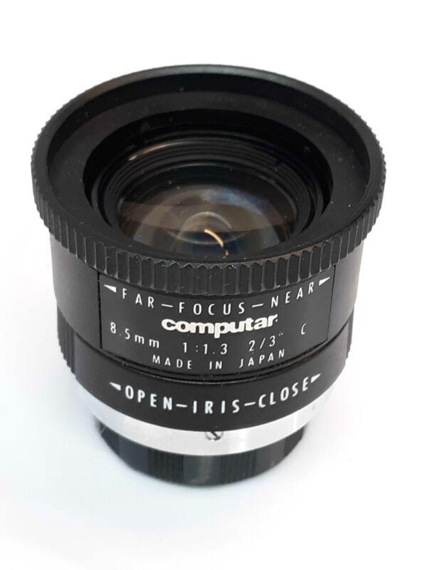 Computar 8.5mm 1:1.3 Far-Focus-Near Lens