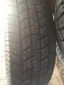 Two tires 235/70R16