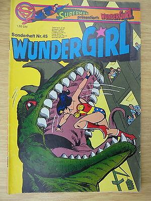 1 x Comics: Wunder Girl Sonderheft Nr. 45