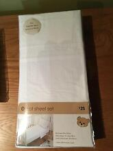 Target Cot sheet set Brand new in package Oyster Bay Sutherland Area Preview