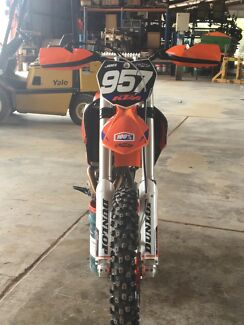 2014 KTM 350 sxf